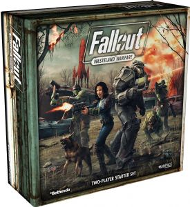 Fallout : Wasteland Warfare Two-Player Starter Set